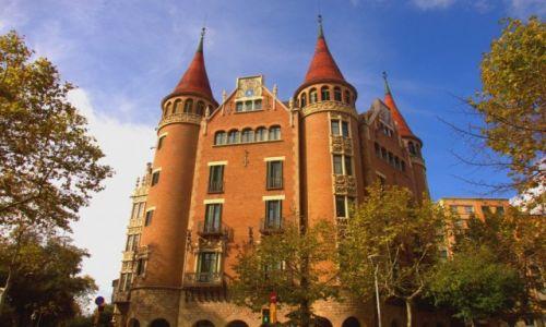 Zdjęcie HISZPANIA / Hiszpania / Barcelona / Casa Terrades