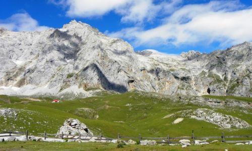 Zdjęcie HISZPANIA / Picos de Europa / Aliva / schron