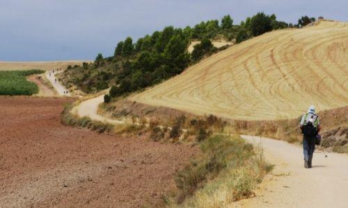 Zdjecie HISZPANIA / Nawarra / La Estella / W drodze do Santiago
