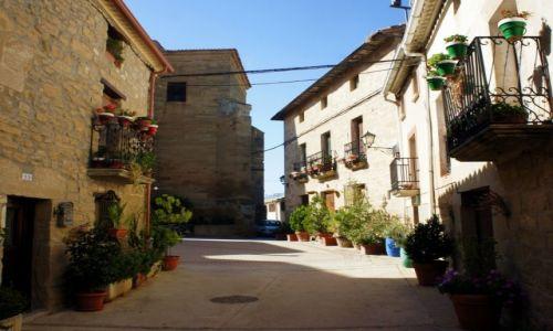 Zdjęcie HISZPANIA / La Rioja / Navarrete / Uliczka
