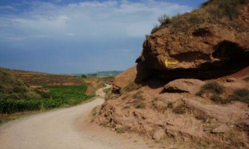 Zdjęcie HISZPANIA / La Rioja / Navarrete / Droga do Santiago
