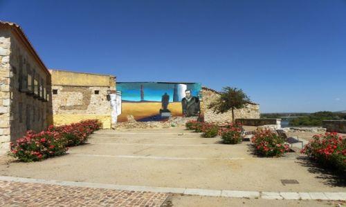 Zdjęcie HISZPANIA / Kastylia-Leon / Zamora / mural 3