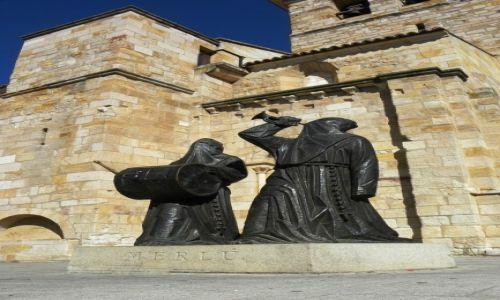 Zdjęcie HISZPANIA / Kastylia-Leon / Zamora / pomnik