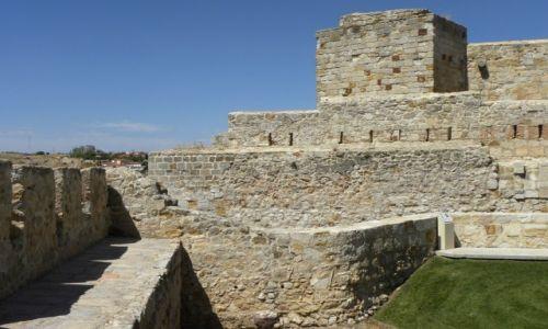 Zdjęcie HISZPANIA / Kastylia-Leon / Zamora / zamek