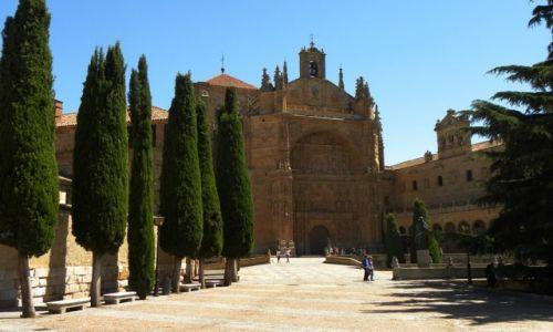 HISZPANIA / Kastylia-Leon / Salamanca / z�ote miasto