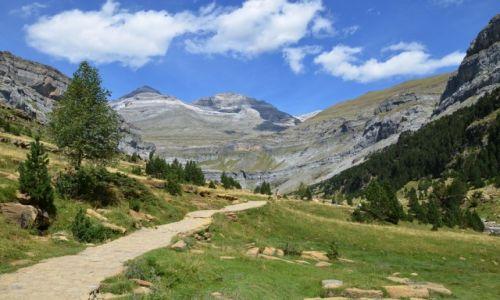 Zdjecie HISZPANIA / Aragonia / Valle de Ordesa / Circo de Soaso