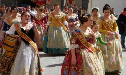 Zdjęcie HISZPANIA / - / Walencja / fiesta