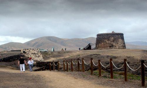 Zdjęcie HISZPANIA / Fuertaventura / La Oliva / Castillo del Cotillo