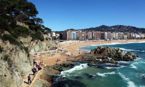 Zdjęcie HISZPANIA / Katalonia / Costa Brava / Lloret de Mar