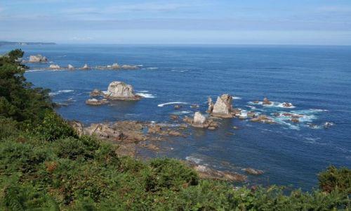 Zdjęcie HISZPANIA / Asturia / Playa del Silencio / cisza 2