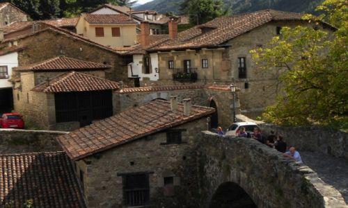 Zdjęcie HISZPANIA / Kantabria / Potes / miasteczko