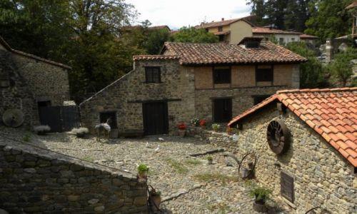 Zdjęcie HISZPANIA / Kantabria / Potes / miasteczko 2