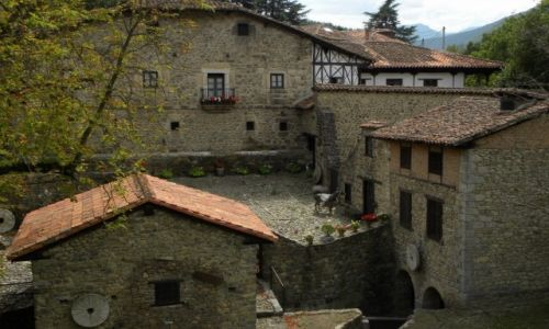 Zdjęcie HISZPANIA / Kantabria / Potes / miasteczko 3