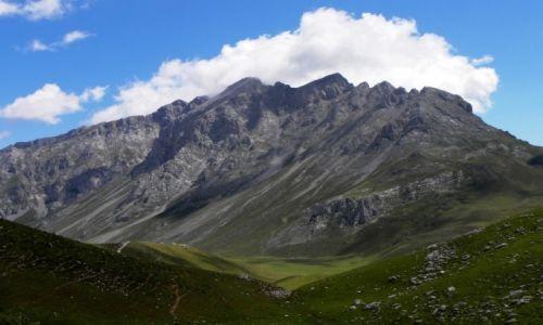 Zdjęcie HISZPANIA / Kantabria / Aliva / pustka gór