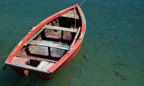 Zdjęcie HISZPANIA / Galicia / Cabo Fisterra / na ryby?