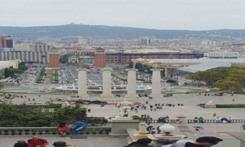 HISZPANIA / Katalonia / Barcelona / Barcelona