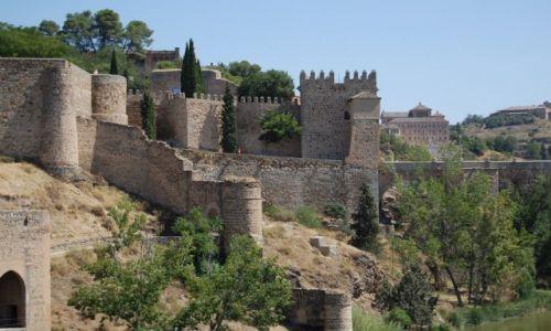 Zdjecie HISZPANIA / Kastylia-La Mancha / Toledo / i mury (oczywiście) ;)