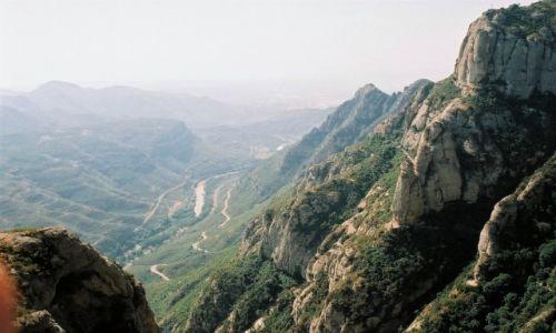 Zdjęcie HISZPANIA / - / Montserrat / Montserrat