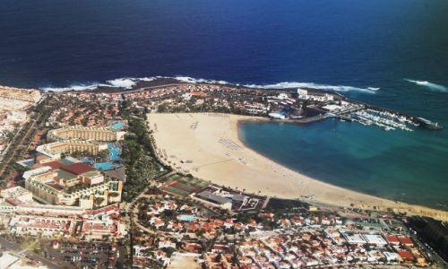 Zdjęcie HISZPANIA / Wyspy Kanaryjskie / Fuerteventura / Castillo Caleta de Fuste