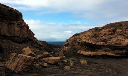 HISZPANIA / Fuerteventura/Wyspy Kanaryjskie / Półwysep Jandia / Cofete