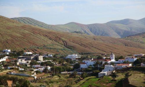 Zdjęcie HISZPANIA / Fuerteventura/Wyspy Kanaryjskie / Betancuria / To miasto było niegdyś stolicą wyspy
