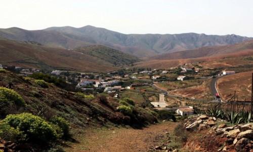Zdjęcie HISZPANIA / Fuerteventura/Wyspy Kanaryjskie / Betancuria / Na szlaku