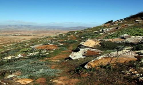 Zdjęcie HISZPANIA / Fuerteventura/Wyspy Kanaryjskie / Mirador Guise y Ayose / Ścieżka