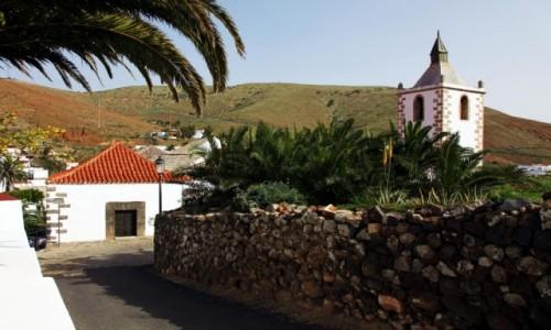 Zdjecie HISZPANIA / Fuerteventura/Wyspy Kanaryjskie / Betancuria / Miasteczko