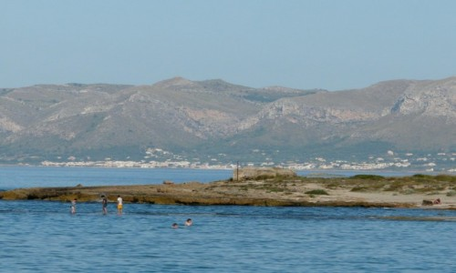 Zdjęcie HISZPANIA / Majorka / Majorka / Góry i Morze Śródziemne