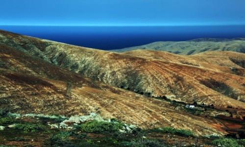 Zdjęcie HISZPANIA / Fuerteventura/Wyspy Kanaryjskie / Dolina św. Ines / Barwy Fuerte