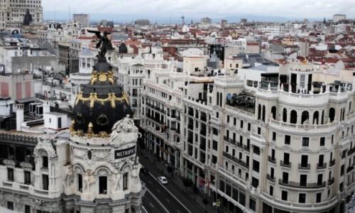 Zdjecie HISZPANIA / Madryt / Metropolis Madryt / Metropolis