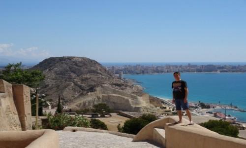 Zdjecie HISZPANIA / Alicante / Alicante / st.Barbara