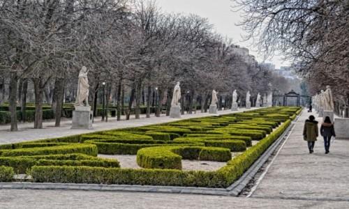 Zdjecie HISZPANIA / Madryt / Madryt / El Retiro Park