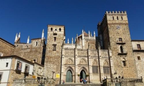 Zdjęcie HISZPANIA / Estremadura / Klasztor Matki Bożej / Guadalupe - trochę zapomniana Hiszpania