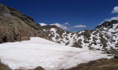 Zdjecie HISZPANIA / Katalonia / Parc Nacional d' Aiguestortes i Estany de Sant Maurici / Pireneje
