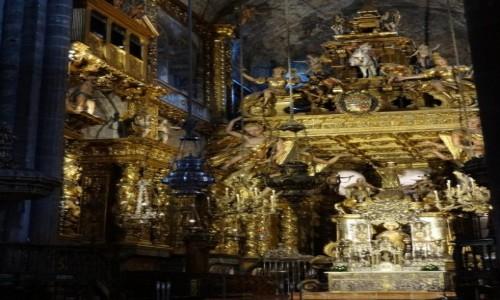 Zdjecie HISZPANIA / - / Santiago de Compostela  / Przepych