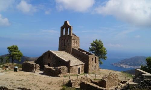 Zdjecie HISZPANIA / Katalonia / Santa Cecilia / Urocze miejsce