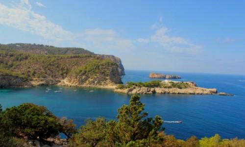 Zdjęcie HISZPANIA / - / Ibiza /  - portinatx -