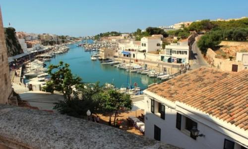 Zdjęcie HISZPANIA / - / Menorca / - Menorca-