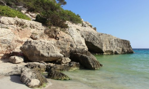 Zdjęcie HISZPANIA / - / Punta Prima / - Menorca-