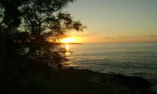 Zdjęcie HISZPANIA / -Majorca- / S'illot /  - wschód słońca-
