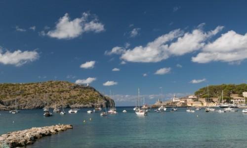 Zdjęcie HISZPANIA / Majorka / Majorka / Port de Soller