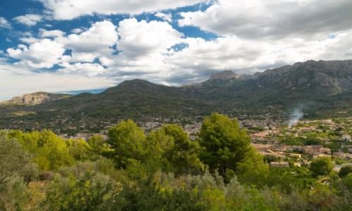 Zdjęcie HISZPANIA / Majorka / Majorka / W drodze do Soller