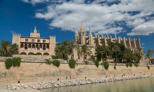 HISZPANIA / Majorka / Majorka / Palma de Mallorca