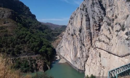 Zdjecie HISZPANIA / Andaluzja / Malaga / El Caminito del Rey