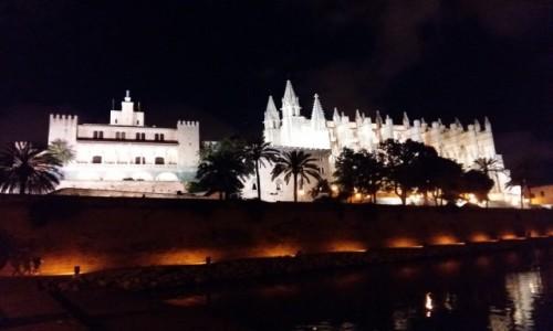 Zdjecie HISZPANIA / Palma de Mallorca / Hiszpania / Katedra La Seu