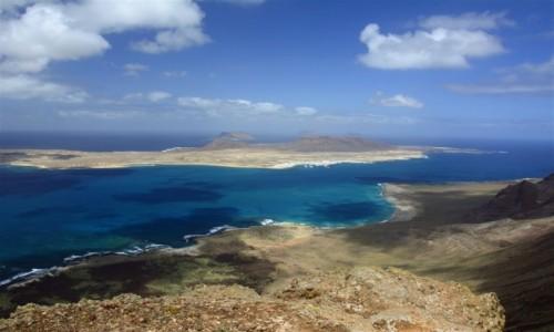 HISZPANIA / Wyspy Kanaryjskie / Lanzarote + Graciosa / wyspy szcz�liwe