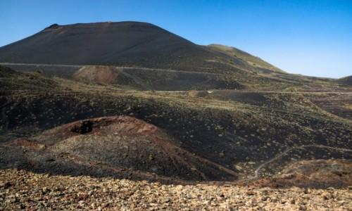 Zdjecie HISZPANIA / Wyspy Kanaryjskie / La Palma / Wulkan San Anto