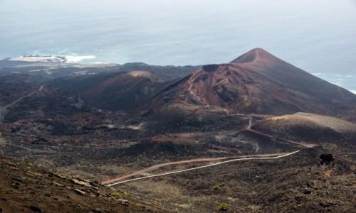 Zdjecie HISZPANIA / Wyspy Kanaryjskie / La Palma / Wulkan Teneguía