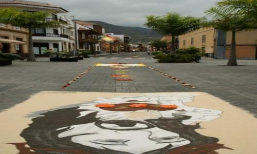 Zdjecie HISZPANIA / Teneryfa / Buenavista del Norte / przed świętem B